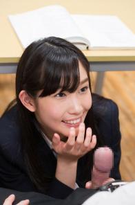 Adorable Japanese schoolgirl porn with Yui Kasugano