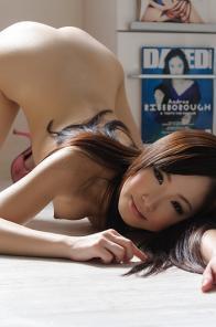 Nude japanese girl Ai Mizushima naked