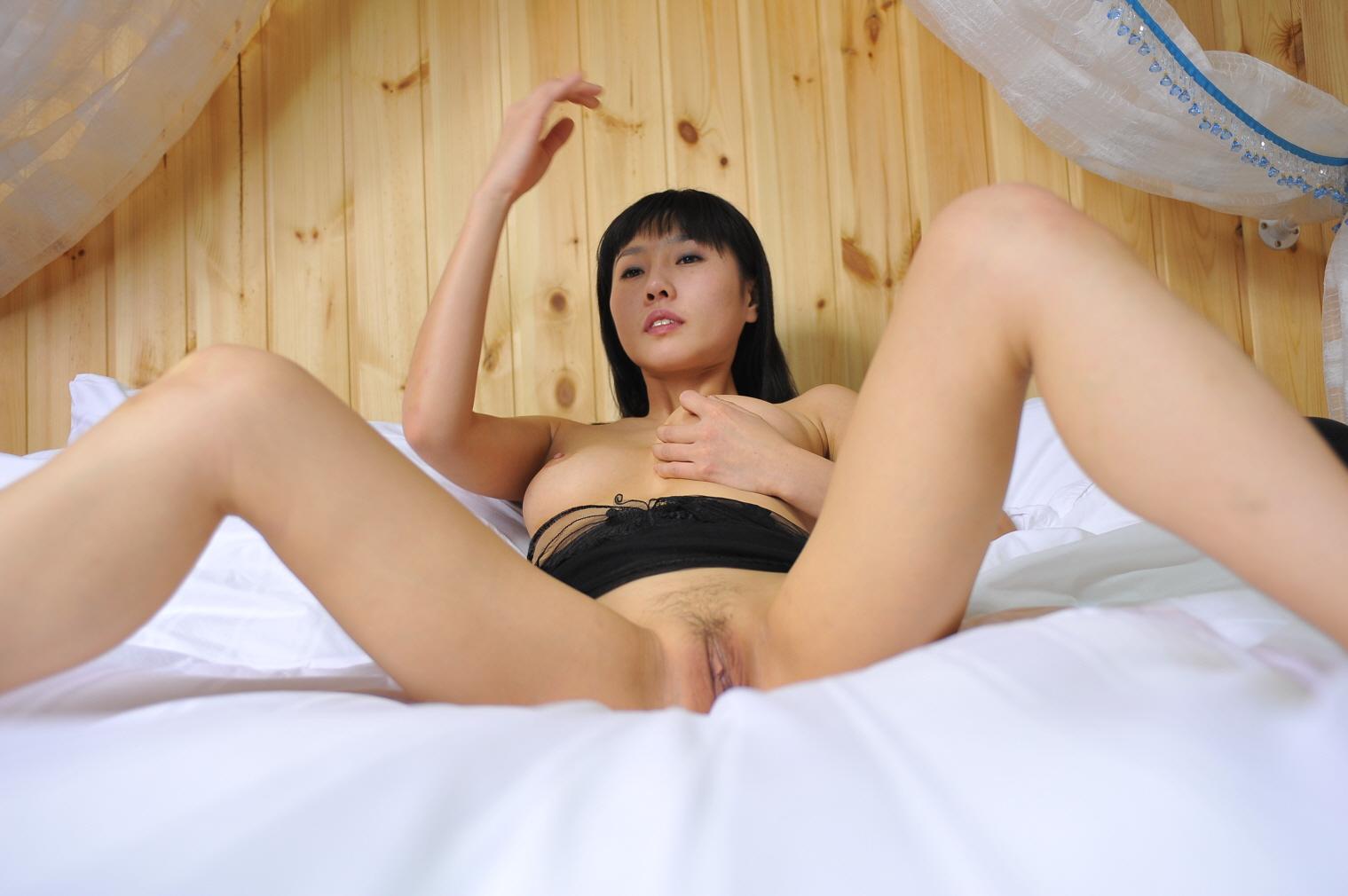 Good The naked girl from korea