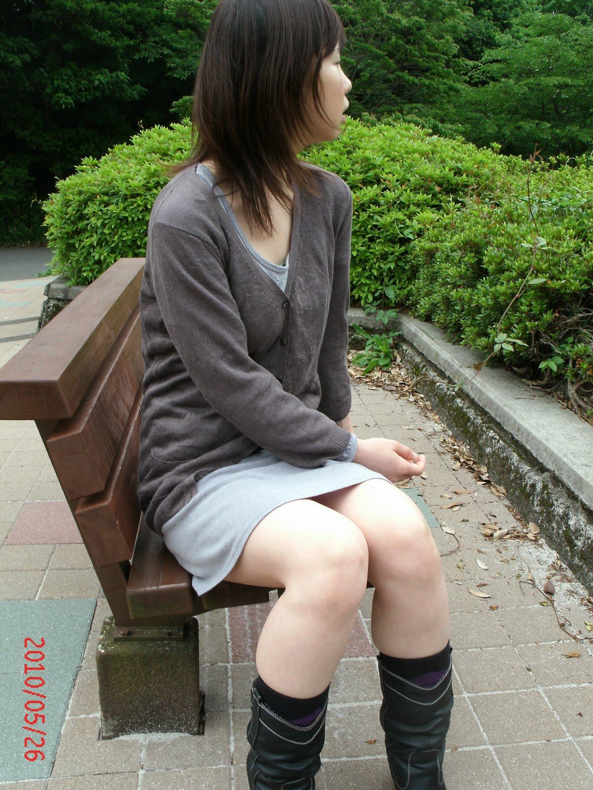 Girlfriend japan outdoor 1 9
