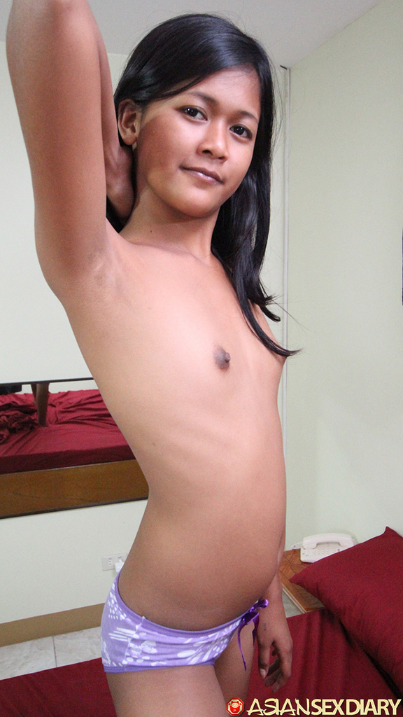 girls porn skinny asian Pretty