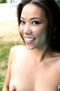 Kalina Ryu sucking & fucked