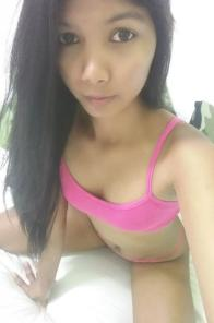 Amateur pics of sexy Malaysian teen girl Heather Deep