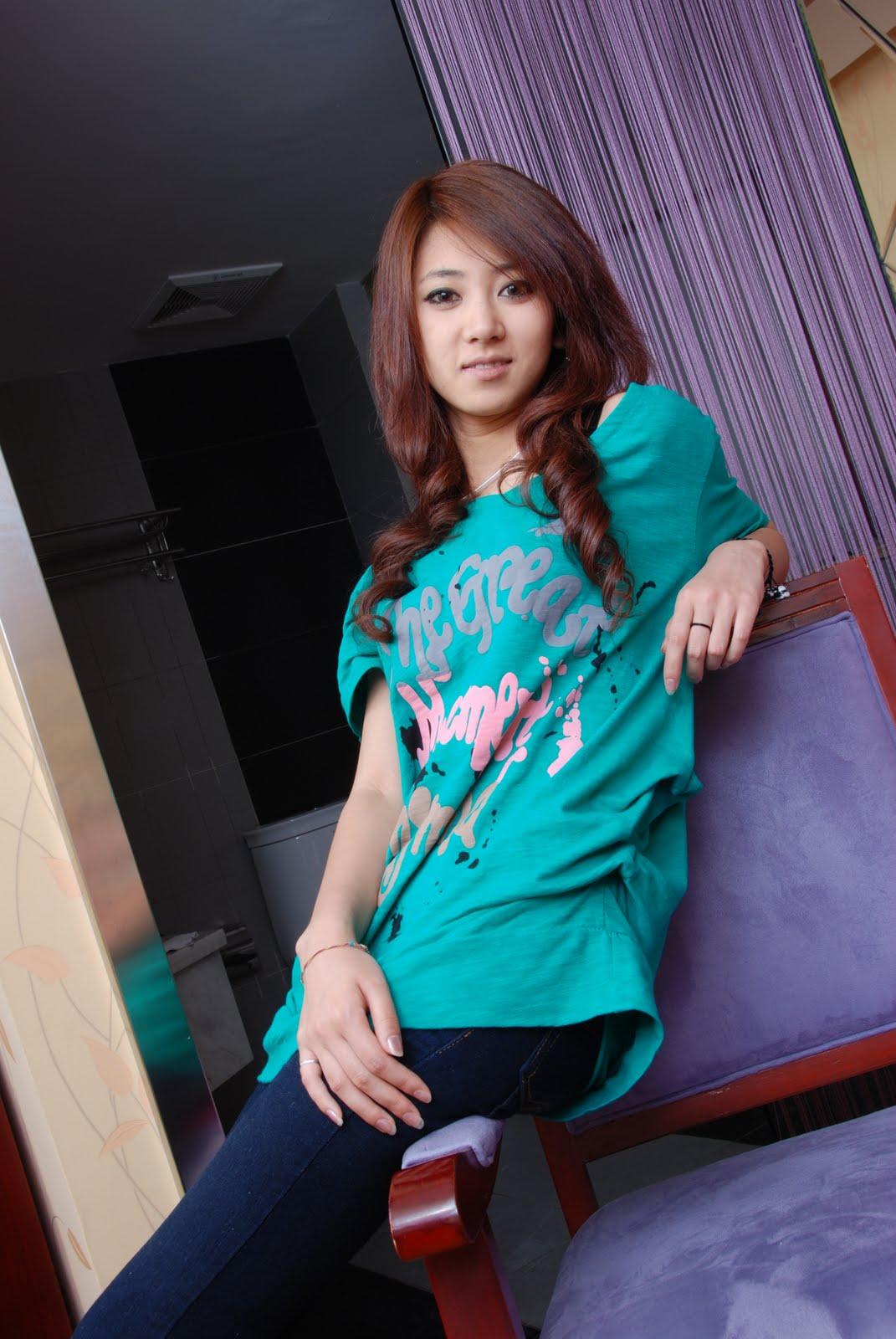 Sexy Young Moko Girl Yan Feng Jiao Nude-2032
