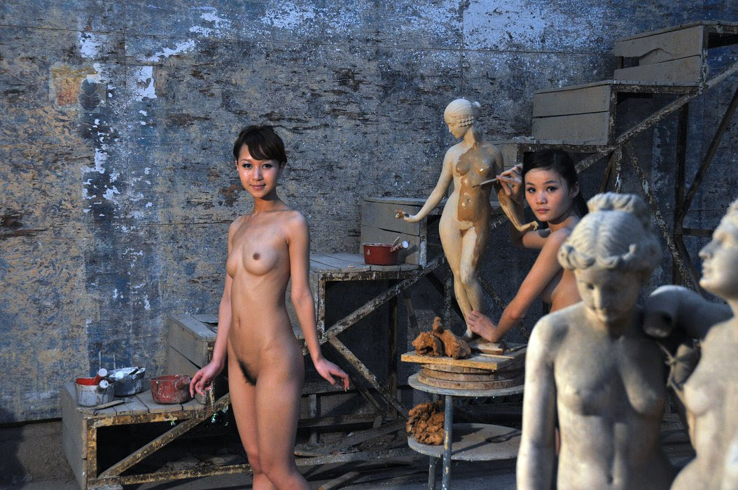 Sexy Young Moko Girl Yan Feng Jiao Nude-6429