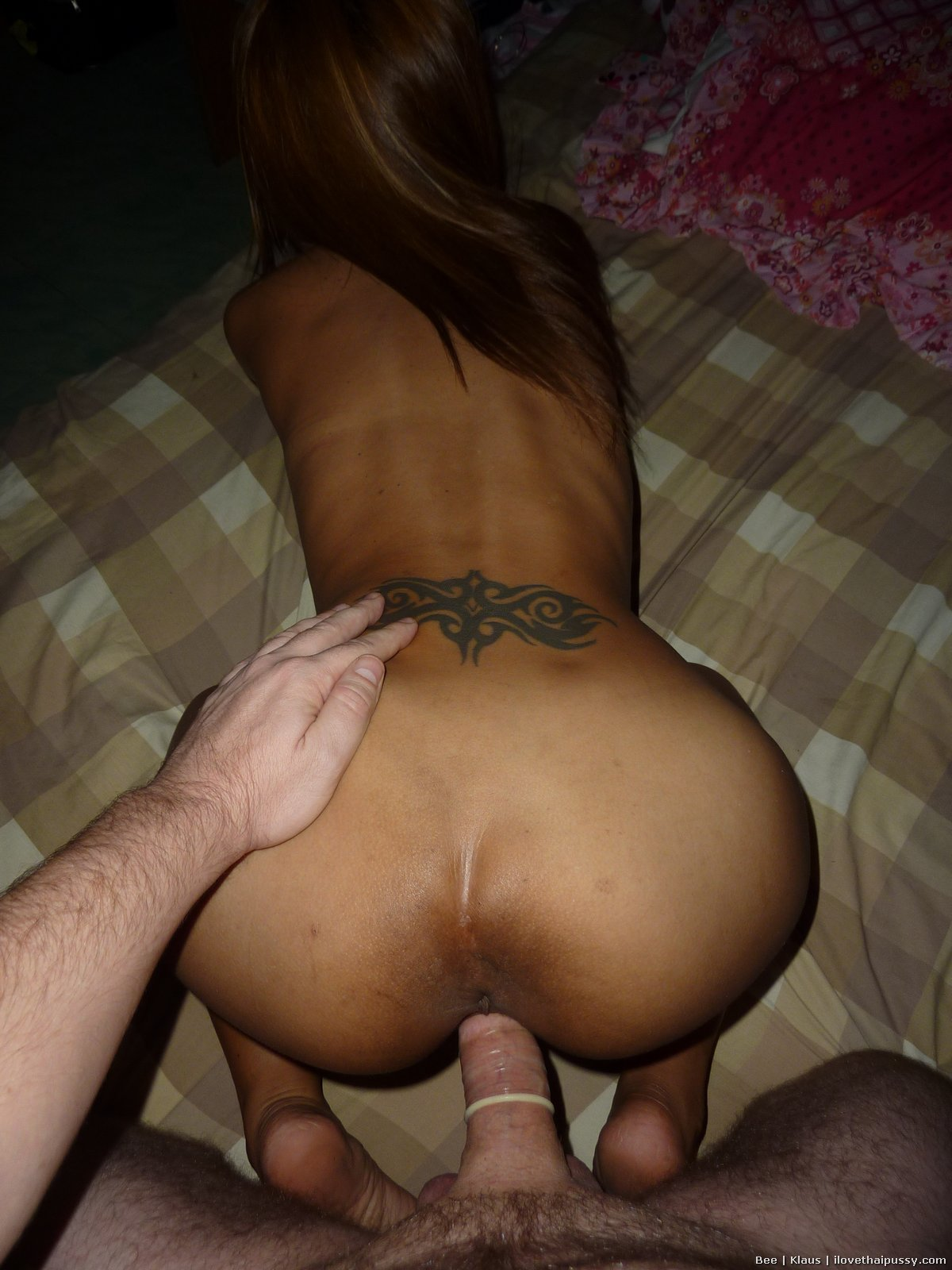 Great ass and pussy doggy style 4