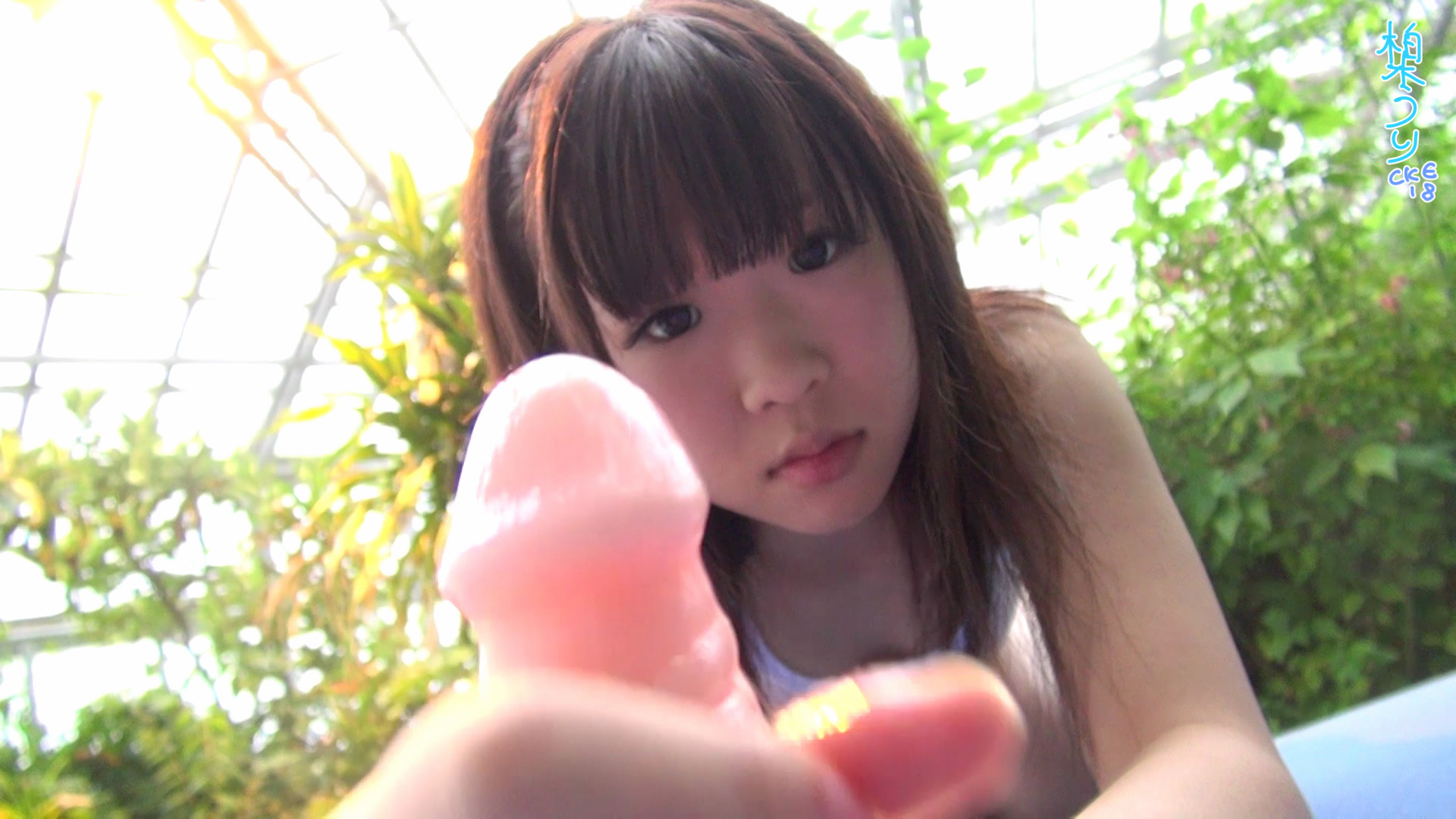 Asian Lick Shaft
