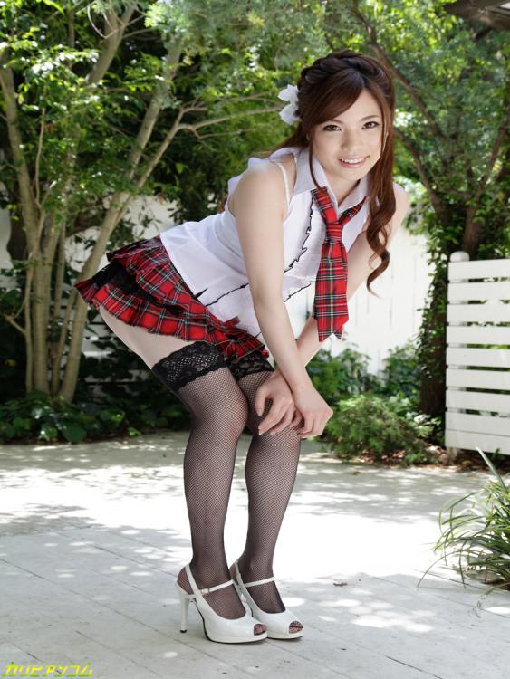 Japanese Teen School Girl