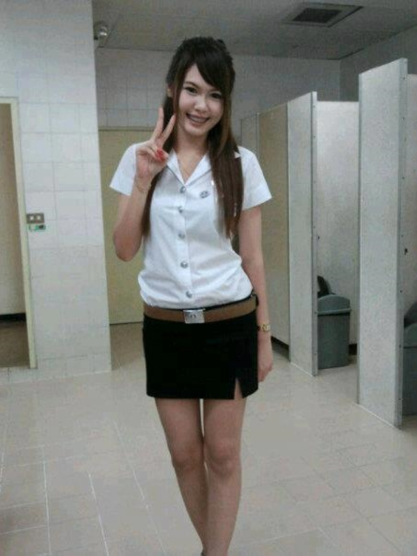 Japanese Teen School Girl