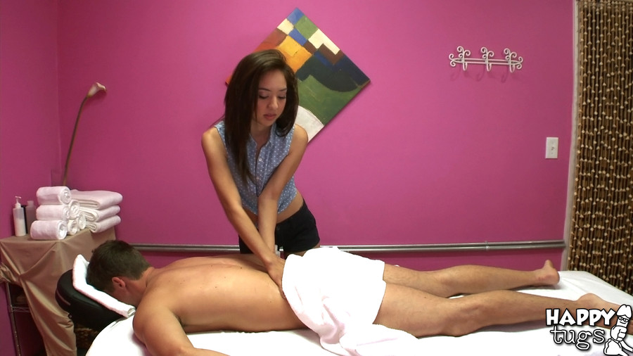 Riley Reid Asian Massage